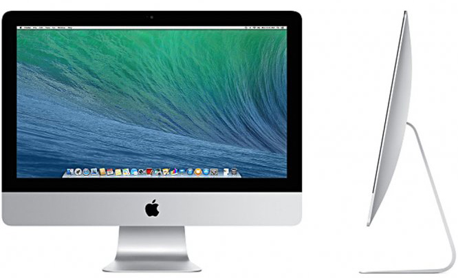 "Моноблок Apple iMac MF883RU/A 21.5"" Core i5 1,4GHz/8GB/500GB/Intel HD 5000  mid 2014"