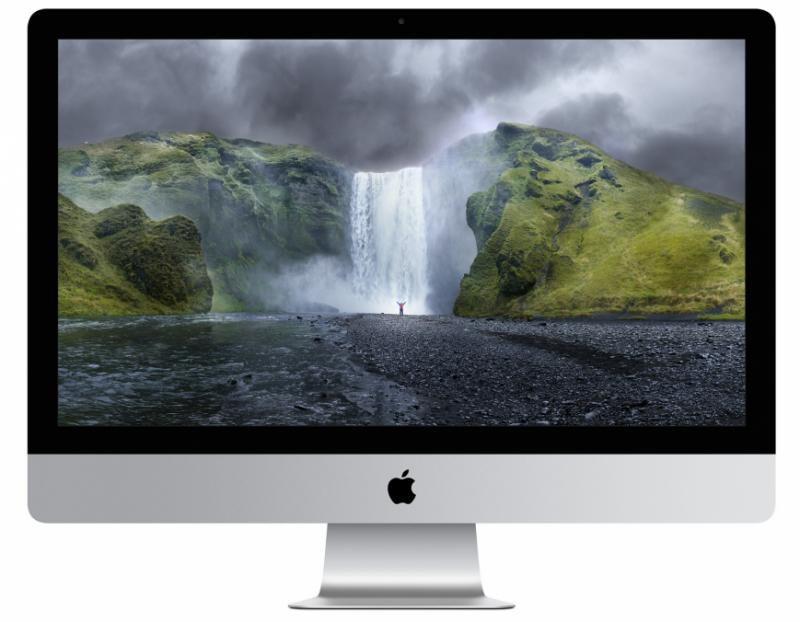 "Моноблок Apple iMac 27"" с дисплеем Retina 5K i5 3.3Ghz/8Gb/1Tb/R9 M290 MF885RU/A"