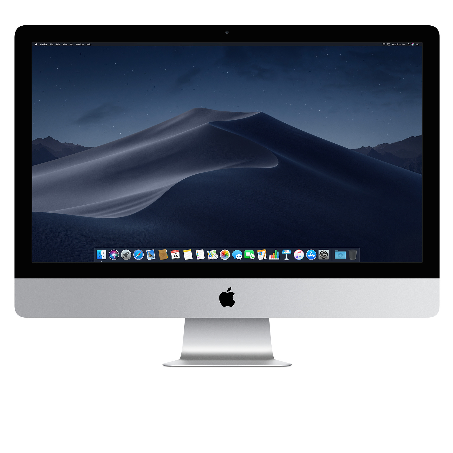 "Моноблок Apple iMac 21.5"" i5 2.3Ghz/8Gb/1Tb/Intel Iris Plus Graphics 640 MMQA2"