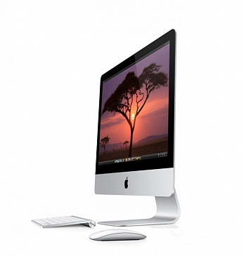 "Моноблок  Apple iMac 21.5"" Quad i5 2.7GHz/8GB/1TB/NVIDIA GT 640M 512MB GDDR5 MD093RU/A 2012 (MD093RS/A)"