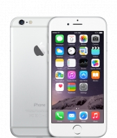 Apple iPhone 6 16GB Silver(Белый/Серебристый)