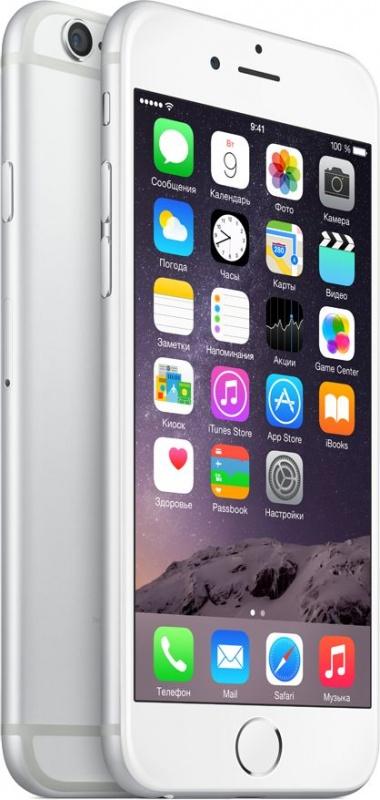 Apple iPhone 6 16GB как новый (серебристый)