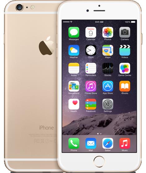 Apple iPhone 6 Plus 64GB Gold как новый (Золотой)