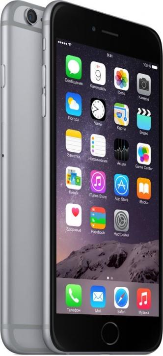 Apple iPhone 6 Plus 16GB как новый (серый космос)