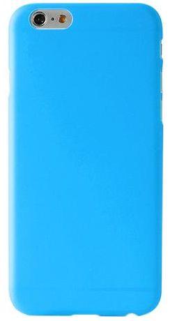 Чехол клип-кейс Puro ULTRA-SLIM для iPhone 6 (голубой)