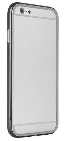 Бампер Puro New Bumper Frame для iPhone 6 (черный)
