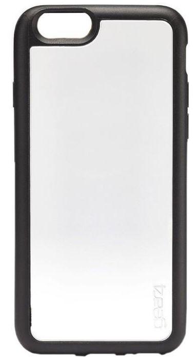 Чехол Gear4 IceBox Edge для iPhone 6 черный + защитное стекло