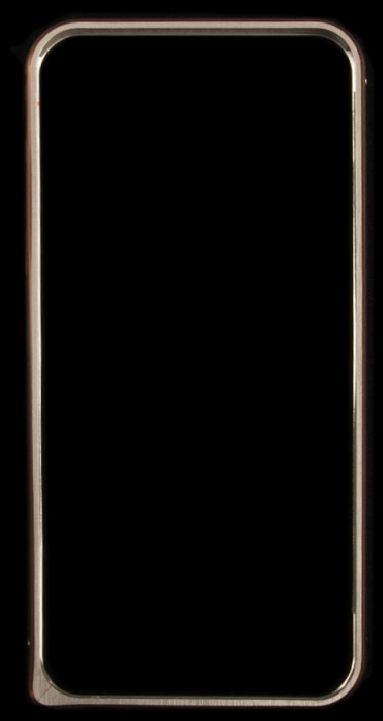 Чехол Бампер  для iPhone 6 золотистый