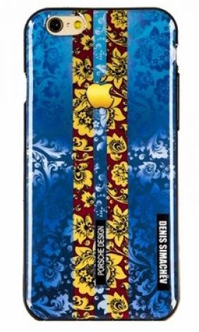 """Чехол клип-кейс силиконовый D.Simanchev для iPhone 6 4.7"""" вид 8"""
