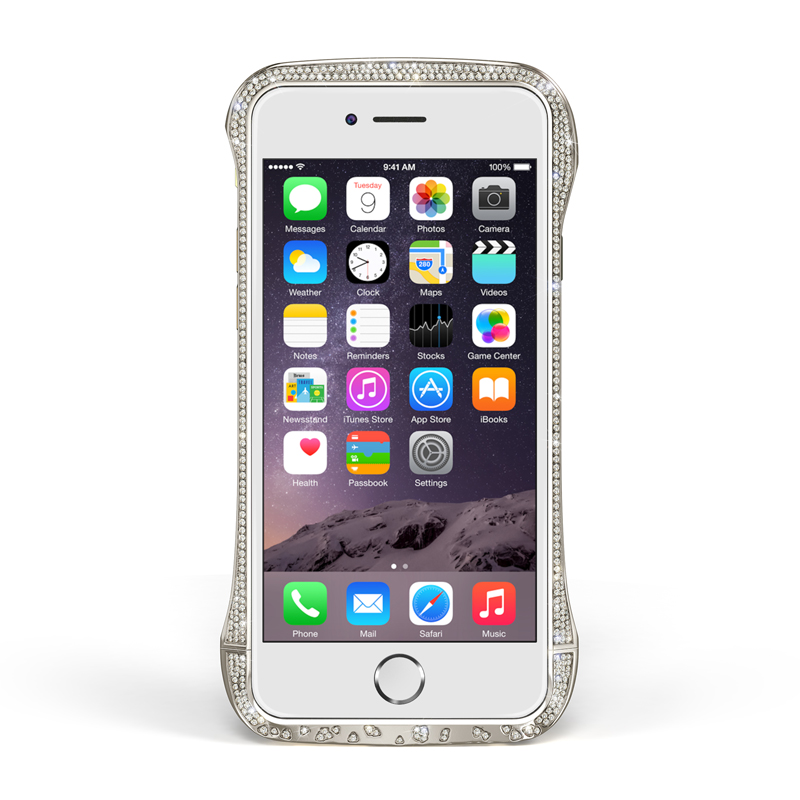 Бампер Eternity для iPhone 6 Swarovsky