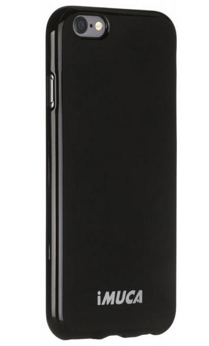 Чкхол клип-кейс Imuca Для iPhone 6 + стилус (черный)