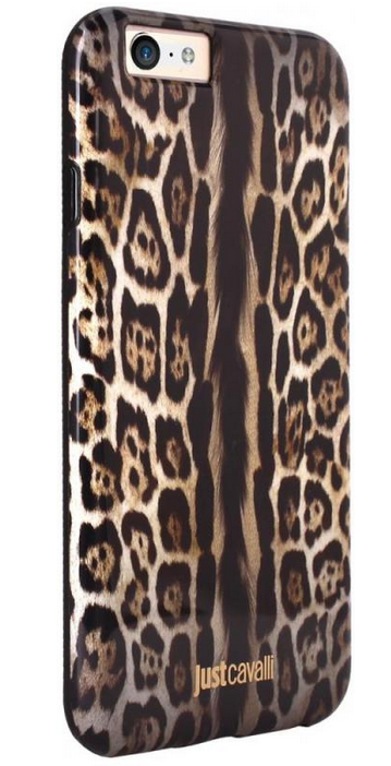 Чехол клип-кейс Just Cavalli Single Stripe для iPhone 6