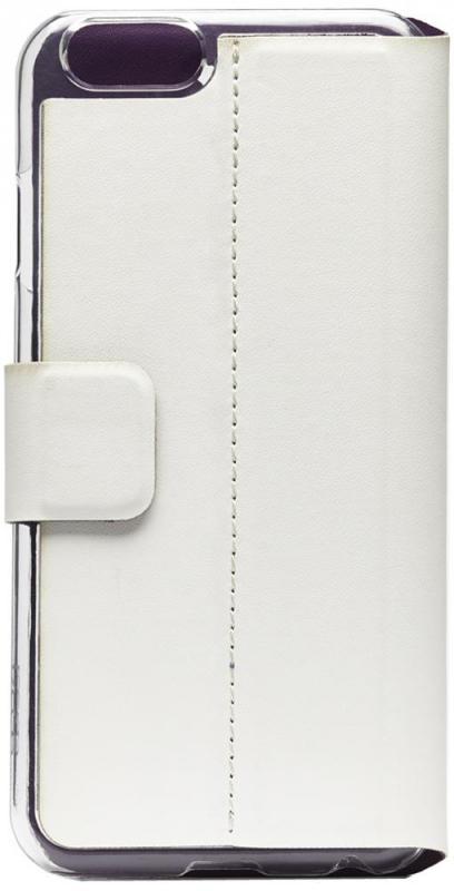 Чехол-книжка Gear4 ColourFlip для iPhone 6 (белый)