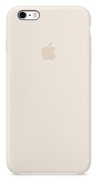 Силиконовый чехол для iPhone 6s – мраморно-белый