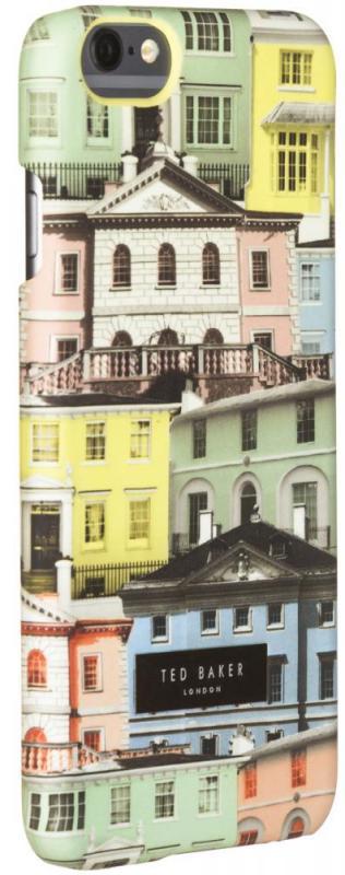 Клип-кейс Ted Baker Silke Houses Print для iPhone 6/6S (с рисунком)