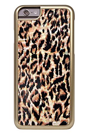 Чехол клип-кейс iCover Mother of Pearl Leo для iPhone 6/6S (золото)