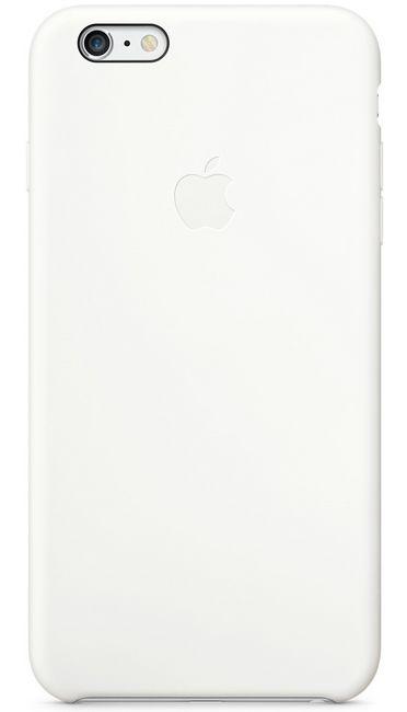 Клип-кейс Apple силиконовый для iPhone 6 Plus белый