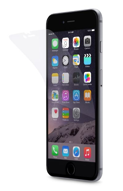 Комплект защитных пленок Power Support Anti-Glare Film для iPhone 6 Plus