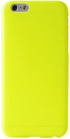 Чехол клип-кейс Puro ULTRA-SLIM для iPhone 6 Plus (желтый)