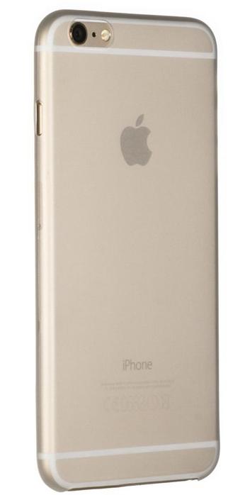 Чехол клип-кейс Platinum для iPhone 6 Plus (белый-матовый)