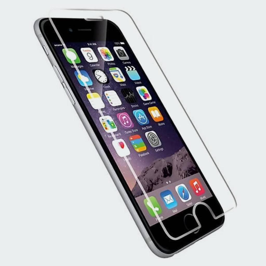 Защитный экран Red Line для телефона iPhone 6/6S Plus (5.5) Tempered GLASS