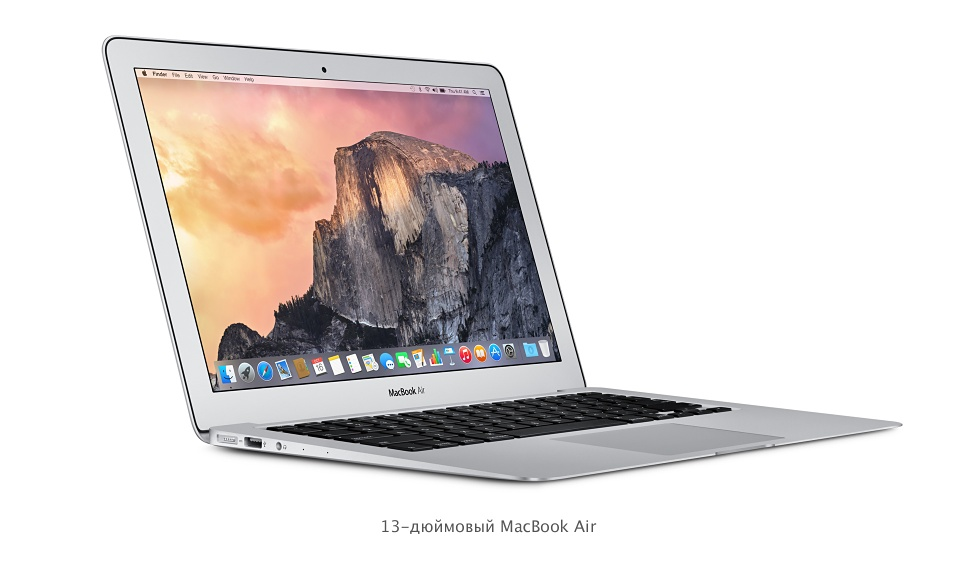 "Ноутбук Apple MacBook Air 13.3"" i5 1.6GHz/4GB/256Gb MJVG2"