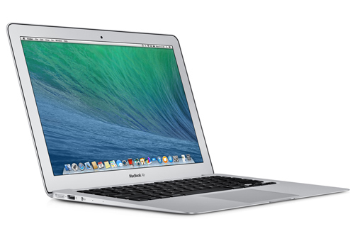 "Ноутбук Apple MacBook Air MJVM2RU/A 11""  Core i5 1.6Ghz/4Gb/128Gb SSD/Intel HD Graphics 6000 Early 2015"