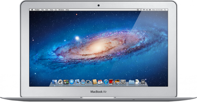 "Ноутбук Apple MacBook Air 11"" 1.6Ghz/4Gb/256Gb MJVP2RU/A"