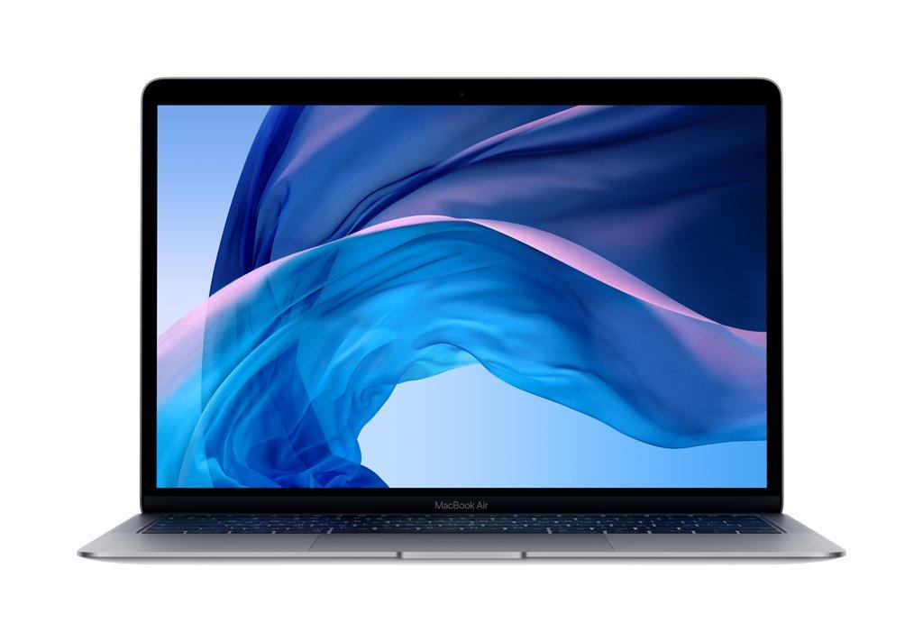 """Ноутбук Apple MacBook Air 13"""" 1,6Ghz/8Gb/256Gb (MRE92) (space grey) 2018г"""