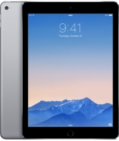 Планшет Apple iPad Air 2 Wi-Fi + 4G (Cellular) 128GB Space Gray (черный)