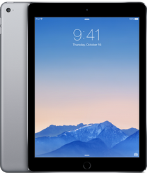 Планшет Apple iPad Air 2 Wi-Fi + 4G (Cellular) 32GB Black