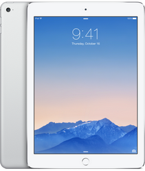 Планшет Apple iPad Air 2 Wi-Fi + 4G (Cellular) 32GB Silver