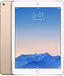 Планшет Apple iPad Air 2 Wi-Fi + 4G (Cellular) 32GB Gold