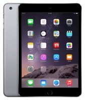Планшет Apple iPad Mini 3 Wi-Fi + Cellular  128GB Space Grey