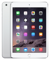 Планшет Apple iPad Mini 3 Wi-Fi + Cellular  128GB Silver