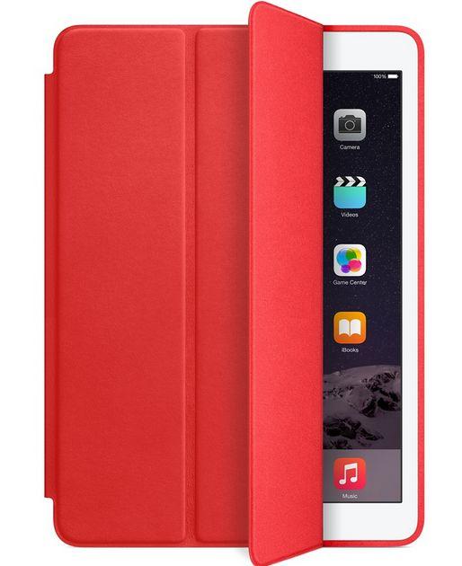 Чехол iPad Air 2 Smart Case - (PRODUCT)RED - красный (MGTW2ZM/A)