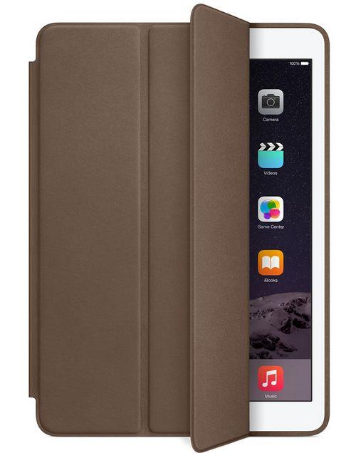 Чехол iPad Air 2 Smart Case - коричневый (MGTR2ZM/A) olive