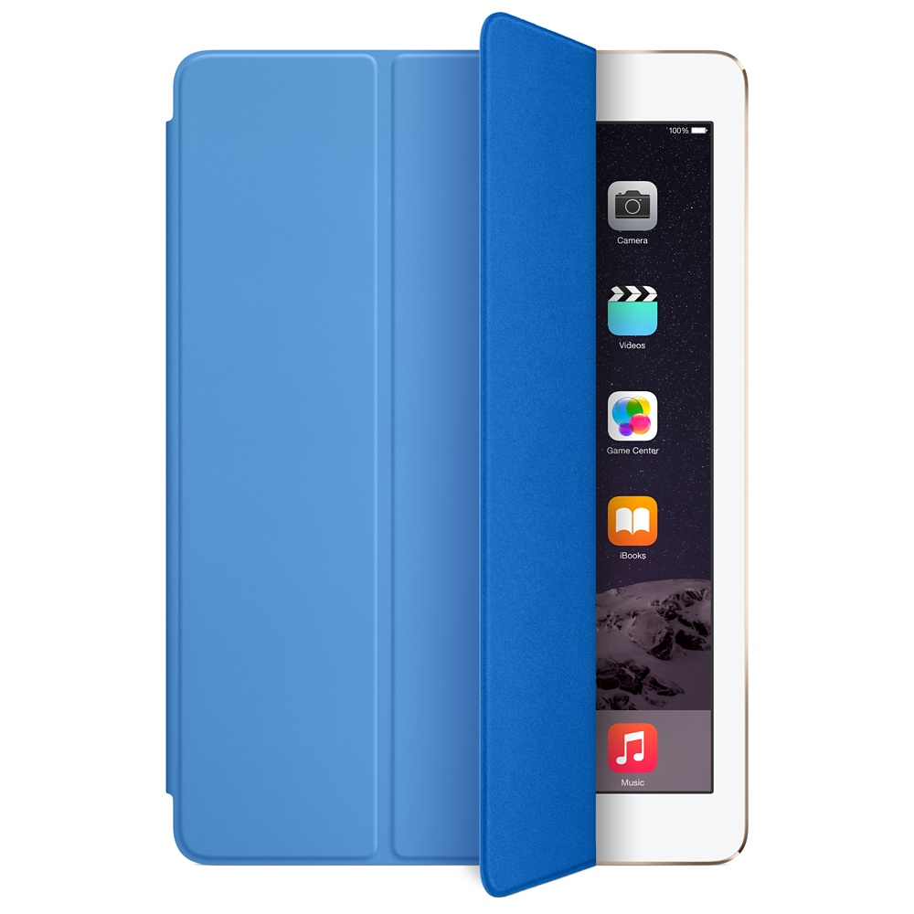 iPad Air 2 Smart Cover - Синий