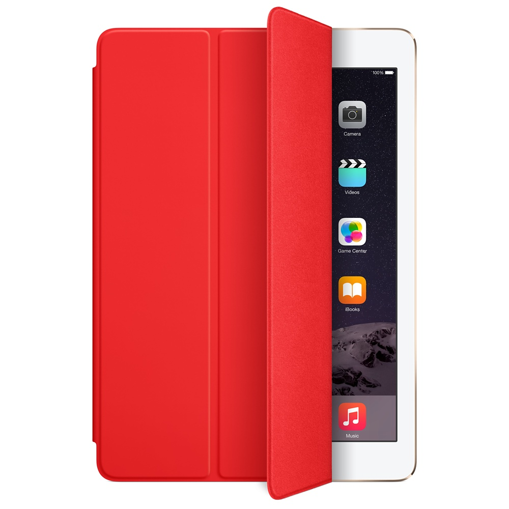 iPad Air 2 Smart Cover - Красный