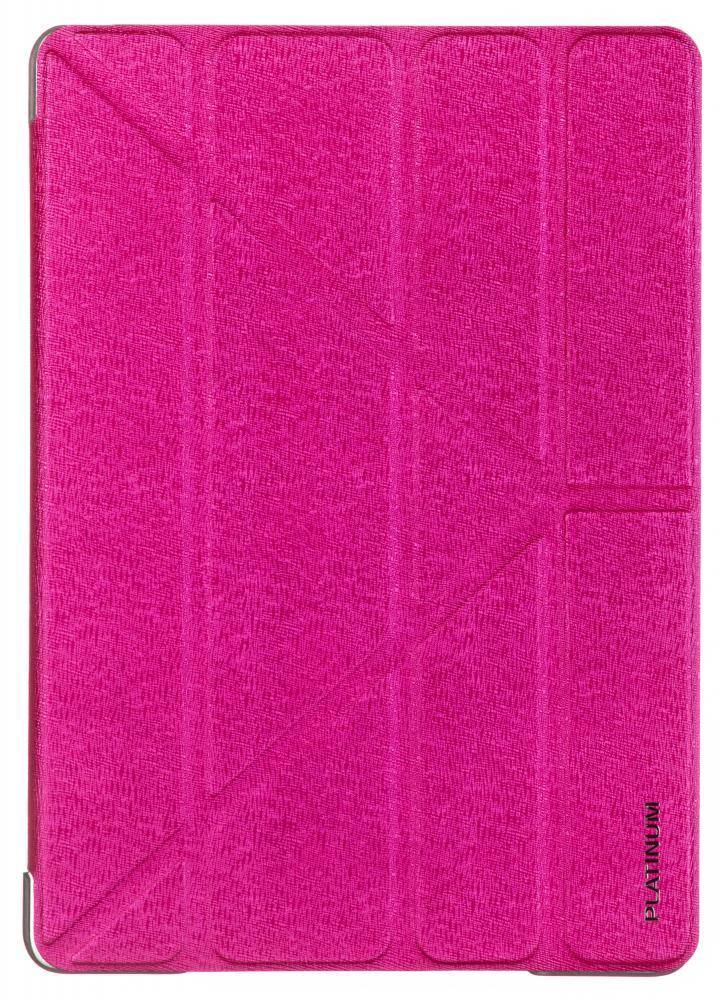 "Чехол Platinum ""Самурай"" для iPad Air 2 Pink"