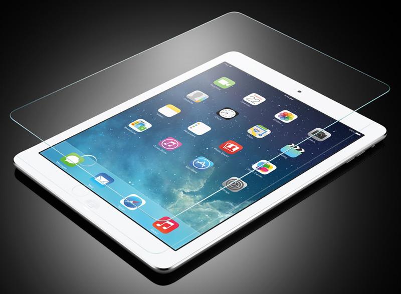 Защитное стекло Apple iPad Air 1/2 9.7. 9H, прозрачное