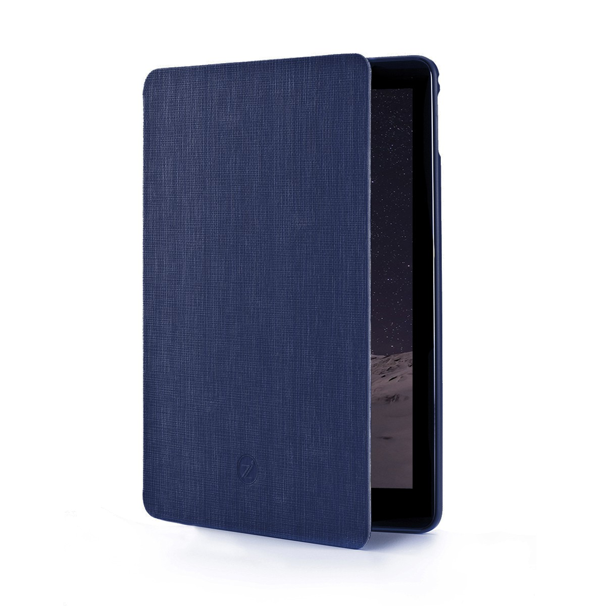 Чехол книжка Cozistyle Leather Smart Shell для Apple iPad Air 2 (синий)