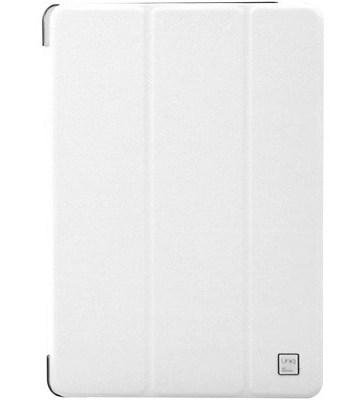 Чехол книжка Uniq Duo White для Apple iPad Air 2 PD6TFD-DUOWHT (белый)