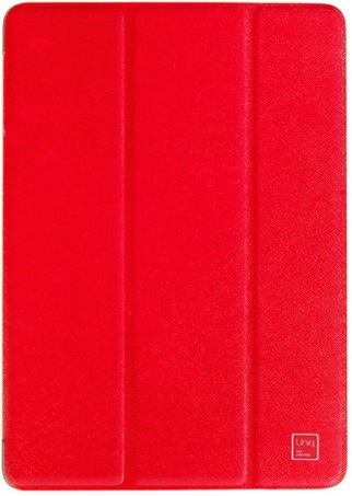 Чехол-книжка Uniq Duo Double The Style Red для iPad Air 2 (красный)