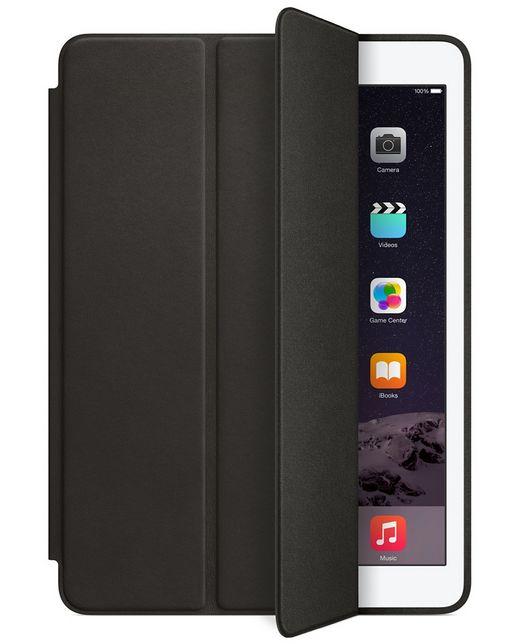 Чехол книжка для Apple iPad Air 2 Smart Case черный (реплика)