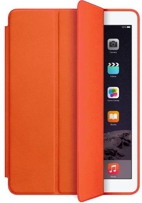 Чехол-книжка GRD Case для Apple iPad Air 10.5 (2019) (оранжевый)