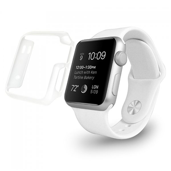 Защитный чехол OZAKI O!coat Crystal (OC667) для Apple Watch 42mm