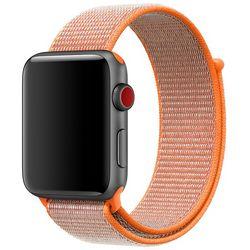 Спортивный тканый нейлоновый ремешок для мм apple watch band 42 мм 38 мм 44 мм.