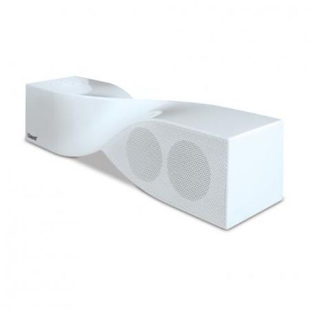 Стереоколонка iSound 1693 Twist Speaker (белый)