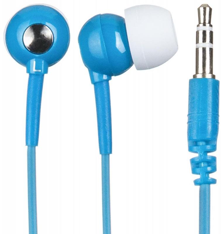 Наушники BBK EP-1200S (синие)